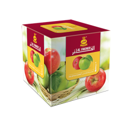 AL FAKHER TWO APPLES 1KG
